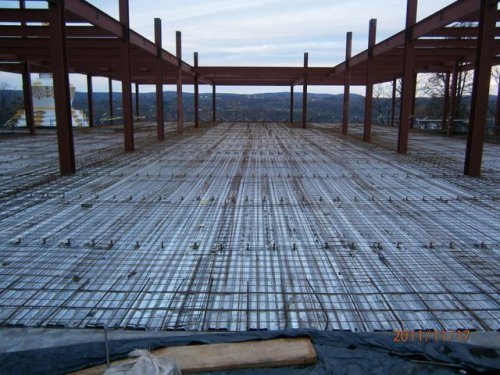 Main Floor Ready For Concrete