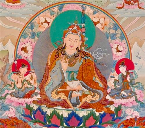 GuruRinpoche KunchokChidu enhanced